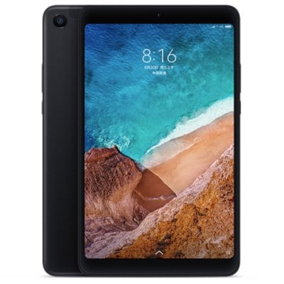 gearbest Xiaomi Mi Pad 4 Plus Snapdragon 660 MSM8956 Plus 2.2GHz 8コア BLACK(ブラック)