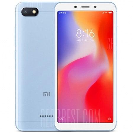 gearbest Xiaomi Redmi Note 6 Pro Snapdragon 636 SDM636 8コア BLUE(ブルー)