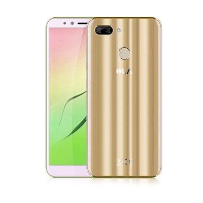 gearbest iLA Silk Snapdragon 430 MSM8937 1.4GHz 8コア GOLD(ゴールド)