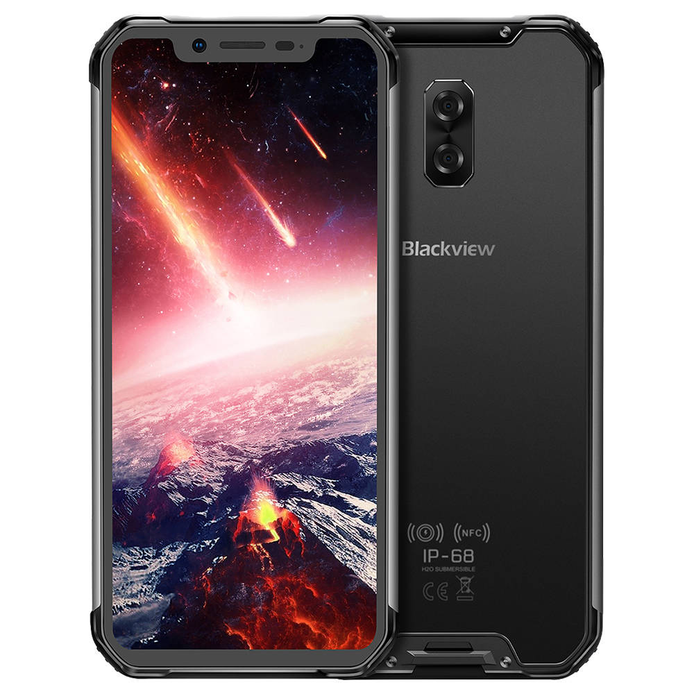 Blackview BV9600 pro Helio P60 2.0GHz 8コア