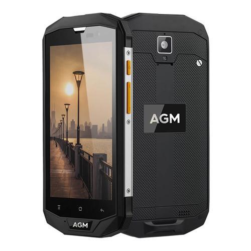 geekbuying AGM A8 Snapdragon 410 MSM8916 1.2GHz 4コア BLACK(ブラック)