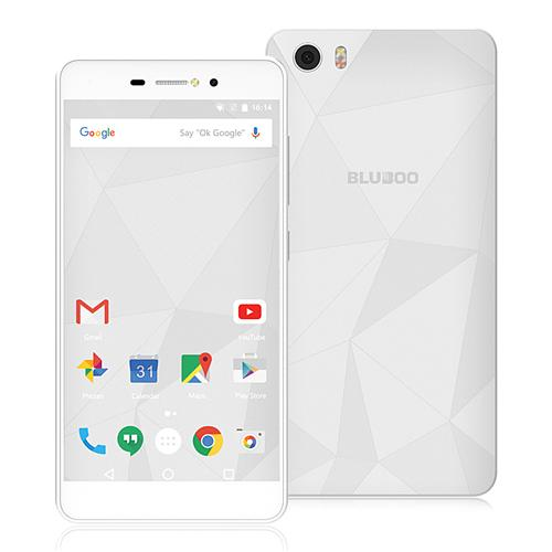 geekbuying BLUBOO Picasso MTK6735 1.3GHz 4コア WHITE(ホワイト)