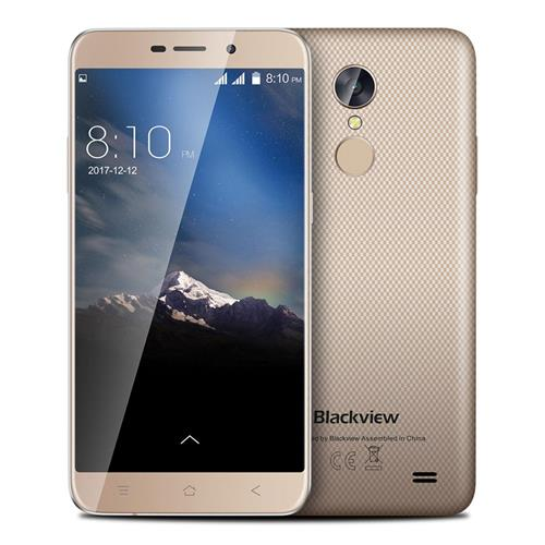 geekbuying Blackview A10 3G MTK6580A 1.3GHz 4コア GOLD(ゴールド)