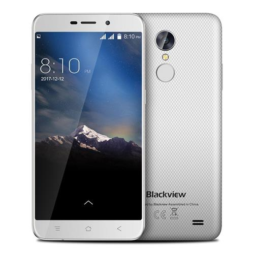 geekbuying Blackview A10 3G MTK6580A 1.3GHz 4コア WHITE(ホワイト)