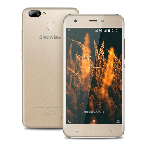 geekbuying Blackview A7 Pro MTK6737 1.3GHz 4コア GOLD(ゴールド)