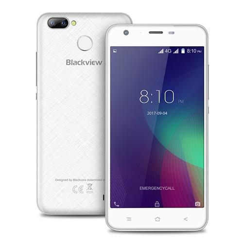 geekbuying Blackview A7 Pro MTK6737 1.3GHz 4コア WHITE(ホワイト)