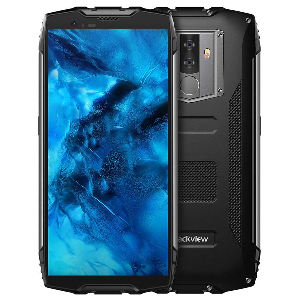 Blackview BV6800 Pro MTK6750T 1.5GHz 8コア BLACK(ブラック)