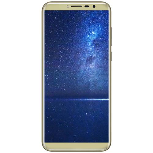 geekbuying Cubot X18 MTK6737T 1.5GHz 4コア GOLD(ゴールド)