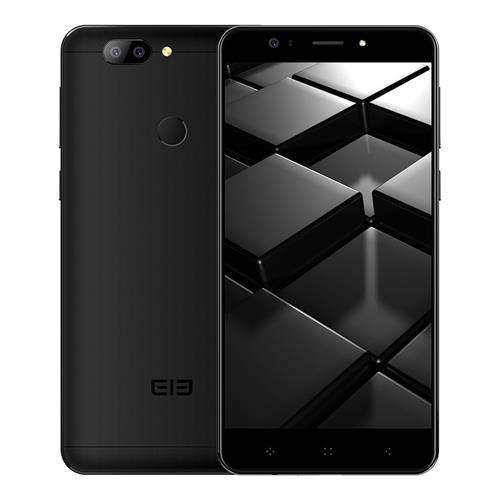geekbuying Elephone P8 3D MTK6757T Helio P25 2.5GHz 8コア BLACK(ブラック)