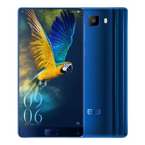geekbuying Elephone S8 MTK6797 Helio X25 2.5GHz 10コア BLUE(ブルー)