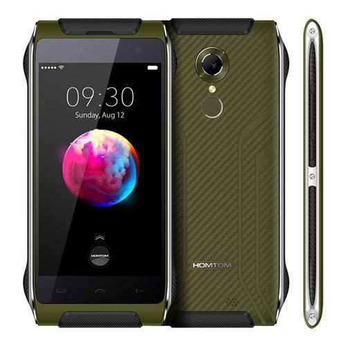 geekbuying HOMTOM HT20 Pro MTK6753 1.3GHz 8コア GREEN(グリーン)