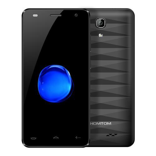 geekbuying HOMTOM HT26 MTK6737 1.3GHz 4コア BLACK(ブラック)