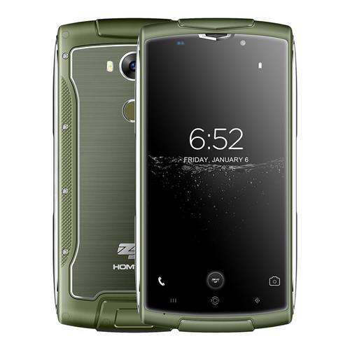 geekbuying HOMTOM ZOJI Z7 MTK6737 1.5GHz 4コア GREEN(グリーン)