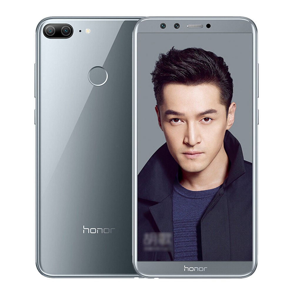 geekbuying Huawei Honor 9 Lite Kirin 659 2.36GHz 8コア GREY(グレイ)