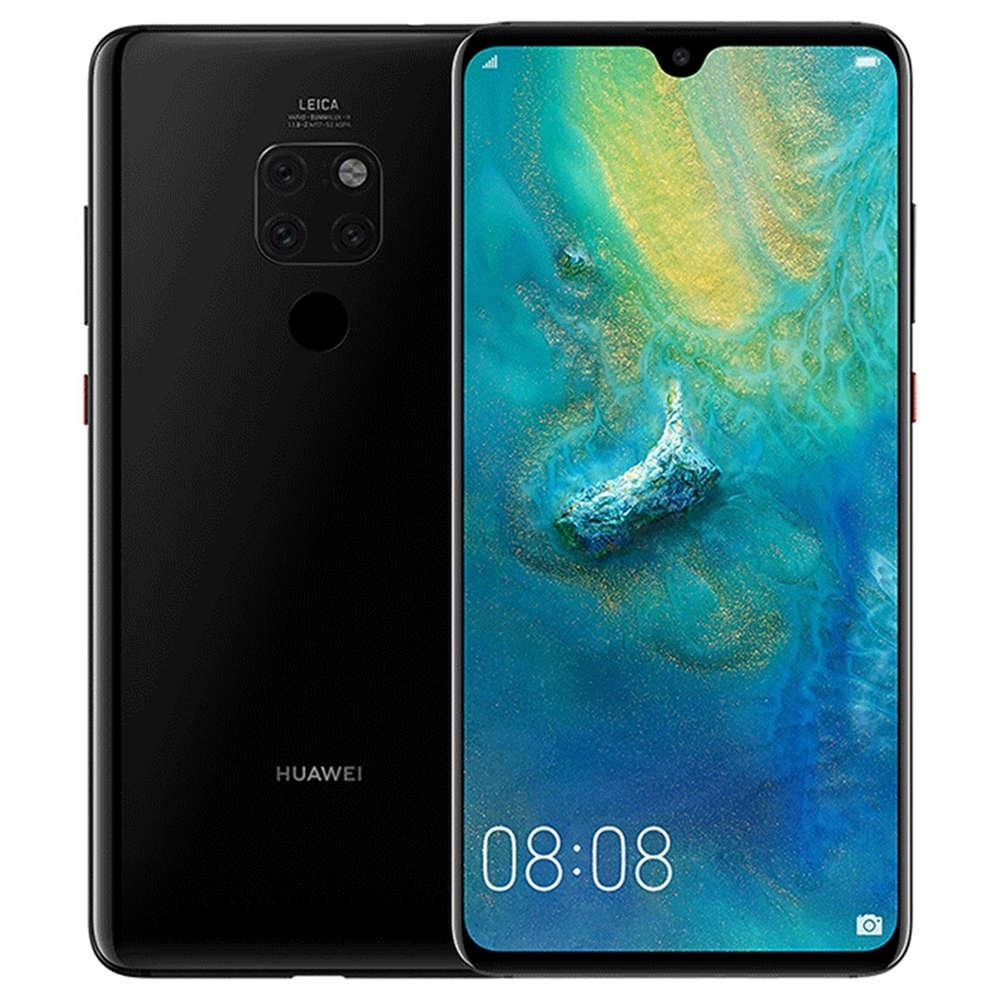 geekbuying Huawei Mate 20 Kirin 980 8コア BLACK(ブラック)