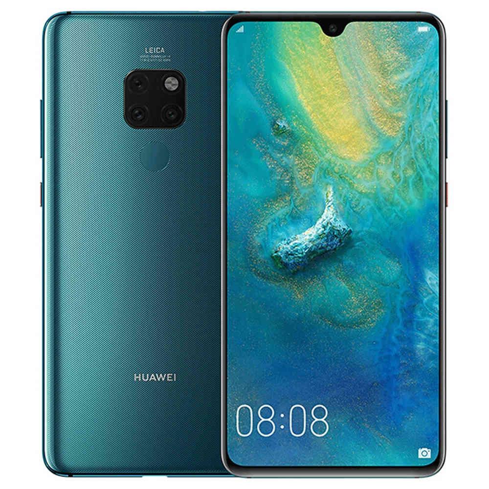 geekbuying Huawei Mate 20 Kirin 980 8コア GREEN(グリーン)