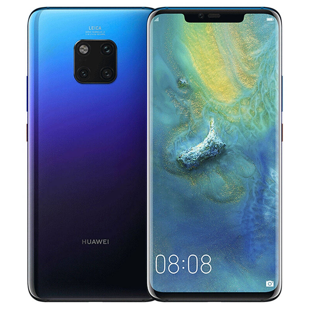 geekbuying Huawei Mate 20 Pro Kirin 980 8コア Twilight(トワイライト)