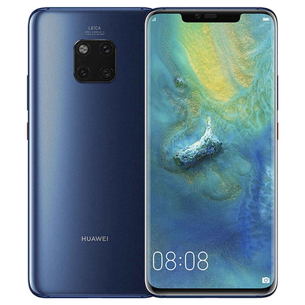 geekbuying Huawei Mate 20 Pro Kirin 980 8コア BLUE(ブルー)