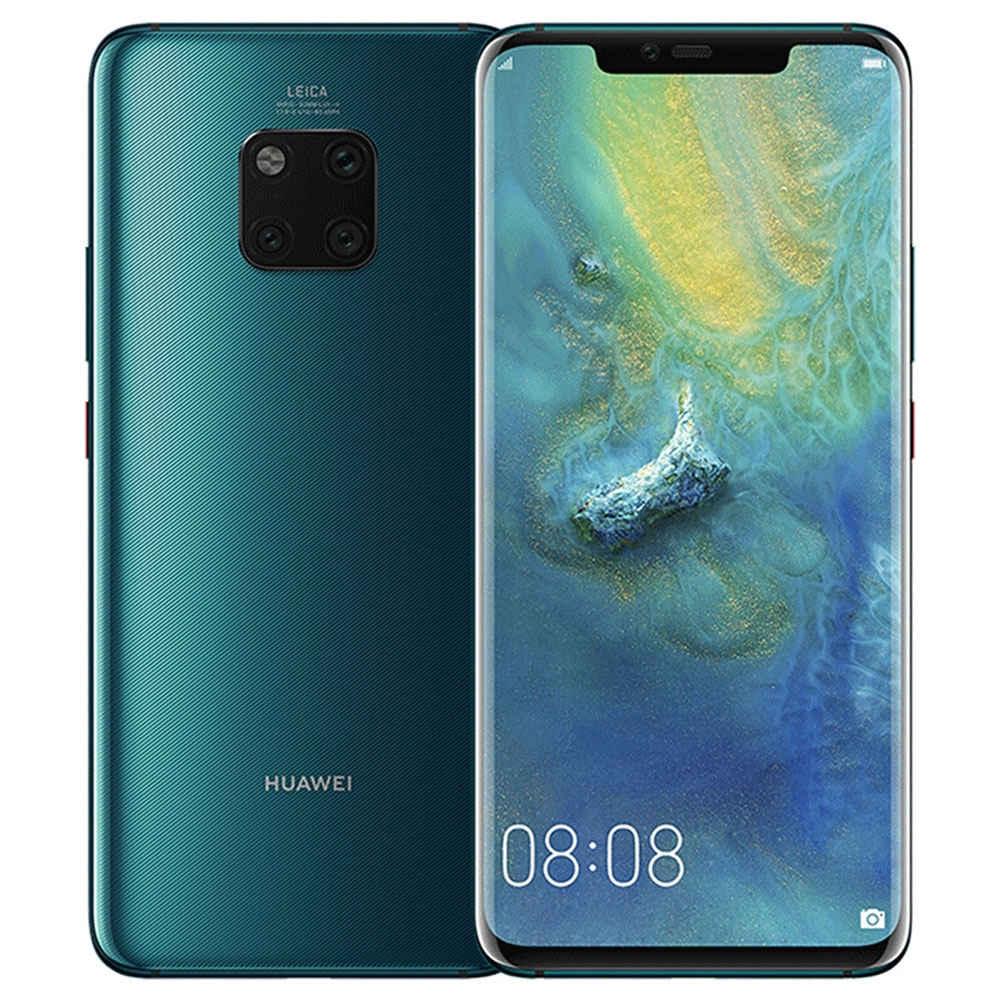 geekbuying Huawei Mate 20 Pro Kirin 980 8コア GREEN(グリーン)