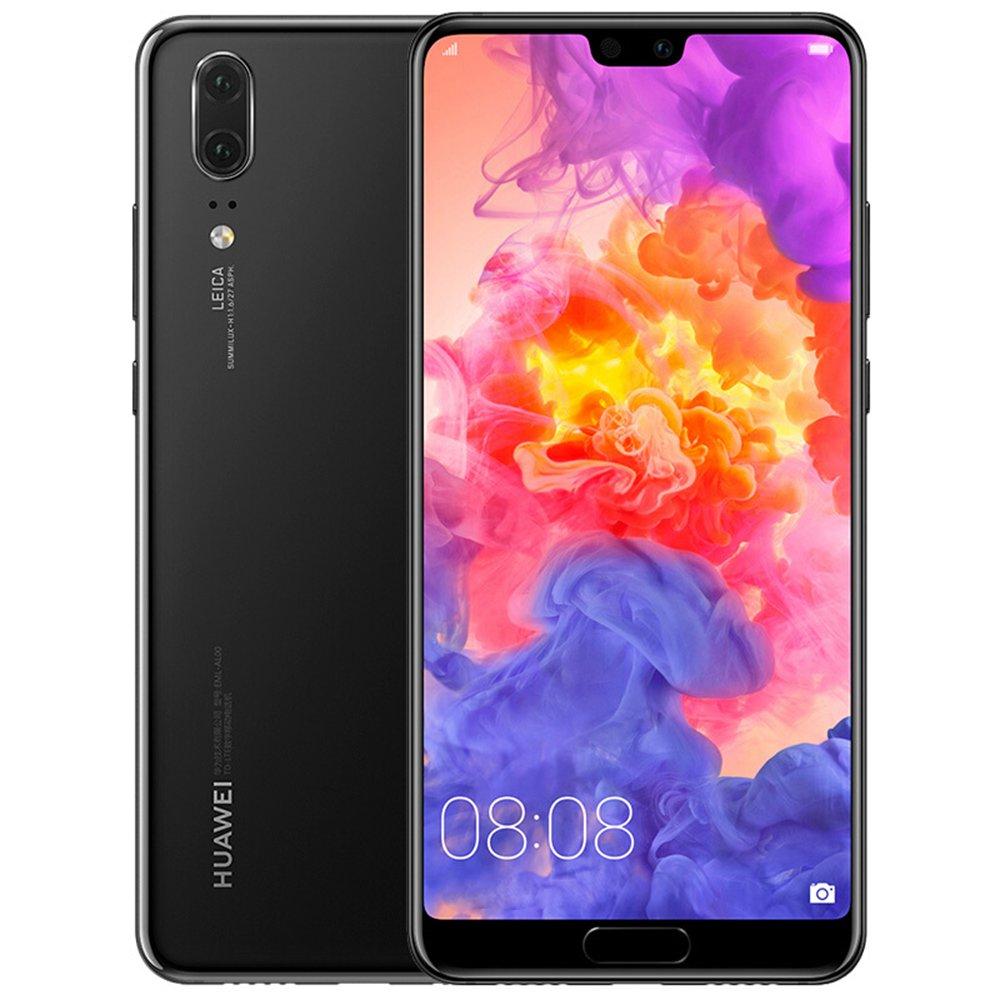 geekbuying Huawei P20 (EML-AL00) Kirin 970 2.4GHz 8コア BLACK(ブラック)