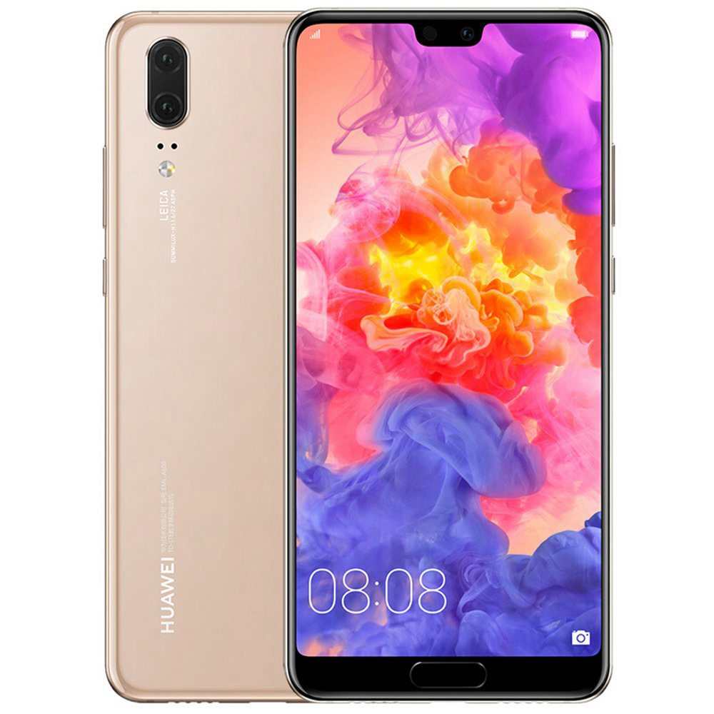geekbuying Huawei P20 (EML-AL00) Kirin 970 2.4GHz 8コア CHAMPAGNE(シャンペン)