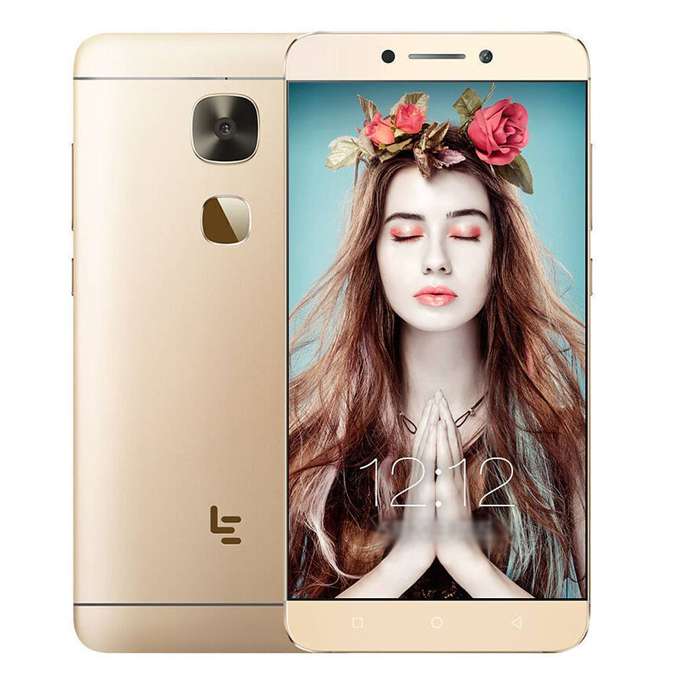 geekbuying LeTV LeEco Le S3 X522 Snapdragon 652 MSM8976 1.8GHz 8コア GRAY(グレイ)