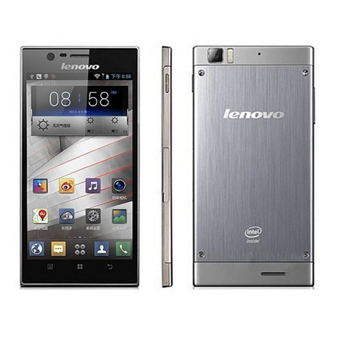 Lenovo K900 Atom Z2580 2.0GHz 2コア