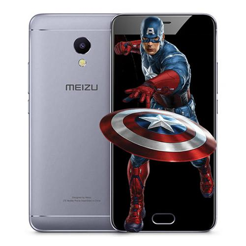 geekbuying MEIZU M5S MTK6753 1.3GHz 8コア GRAY(グレイ)