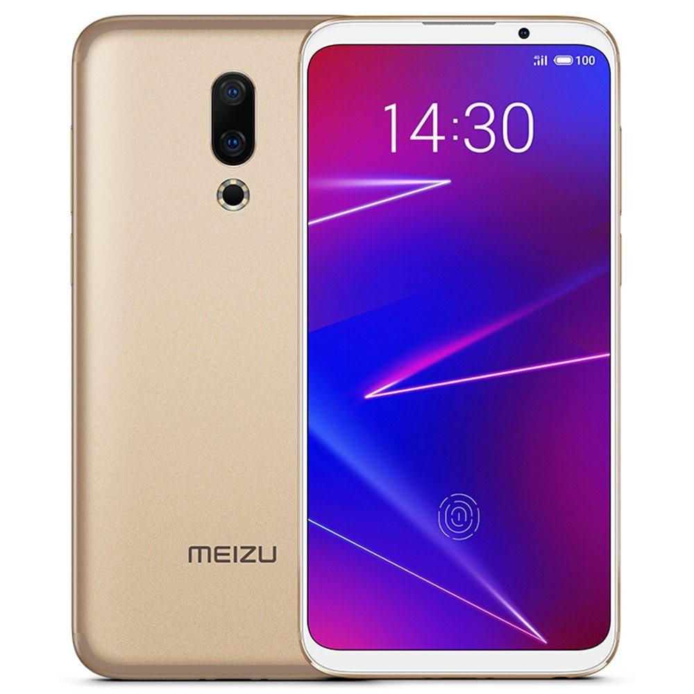 Meizu 16X Snapdragon 710 2.2GHz 8コア GOLD(ゴールド)