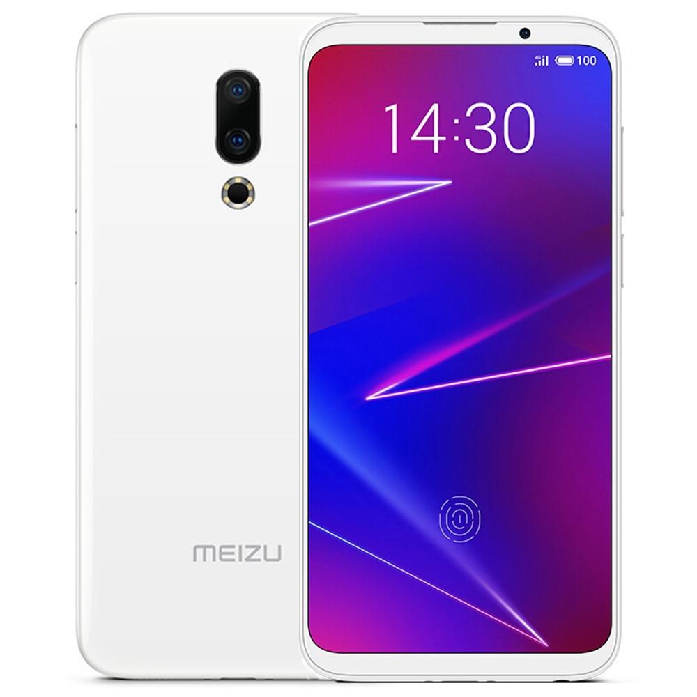 geekbuying Meizu 16X Snapdragon 710 2.2GHz 8コア WHITE(ホワイト)