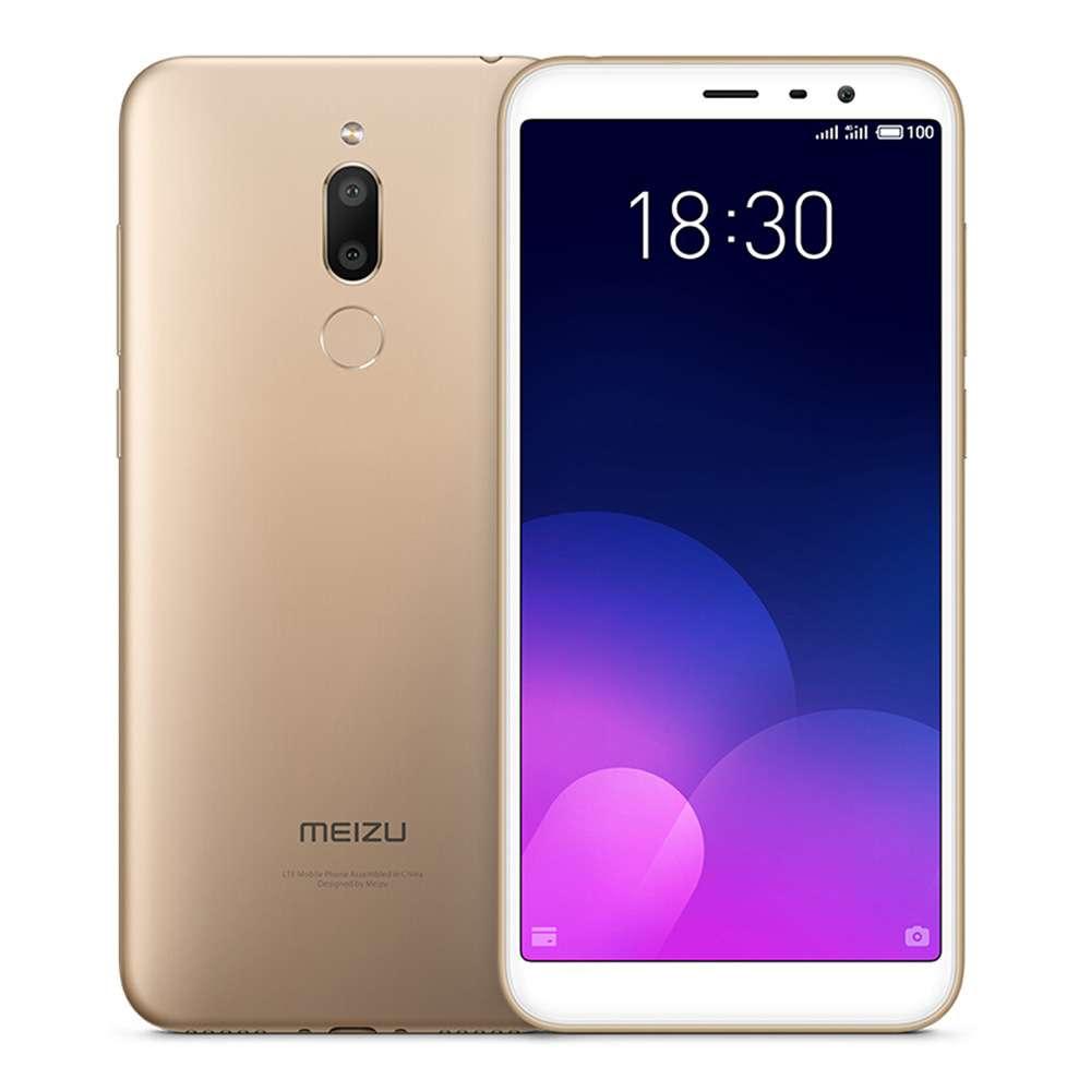 geekbuying Meizu 6T MTK6750 1.5GHz 8コア GOLD(ゴールド)