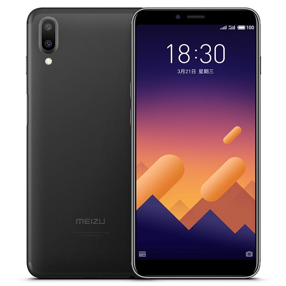geekbuying Meizu E3 Snapdragon 636 SDM636 8コア BLACK(ブラック)