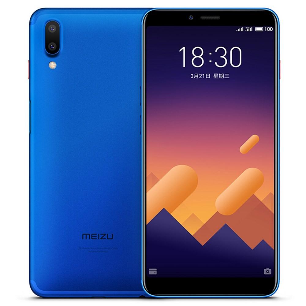geekbuying Meizu E3 Snapdragon 636 BLUE(ブルー)