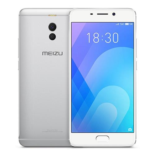 geekbuying Meizu M6 Note Snapdragon 625 SILVER(シルバー)