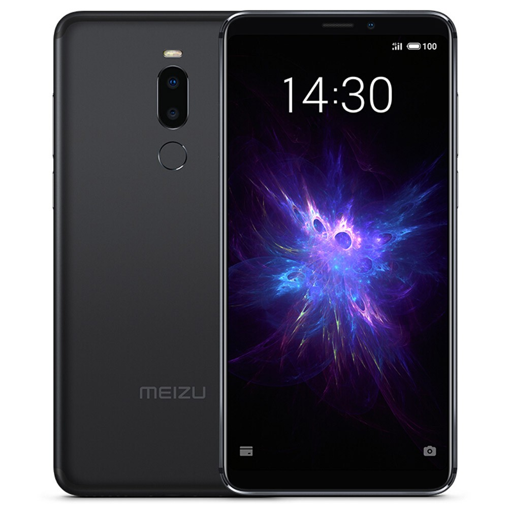 geekbuying Meizu Note 8 Snapdragon 632 BLACK(ブラック)