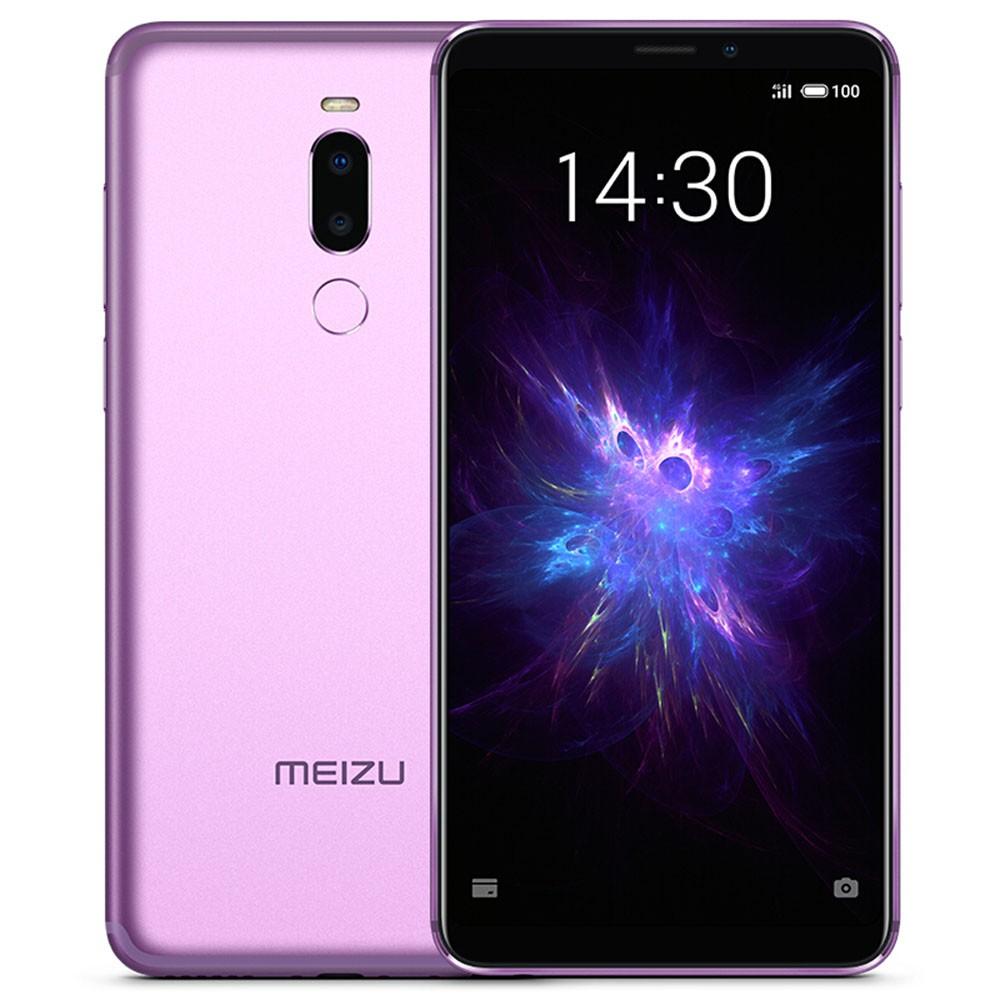 geekbuying Meizu Note 8 Snapdragon 632 PURPLE(パープル)