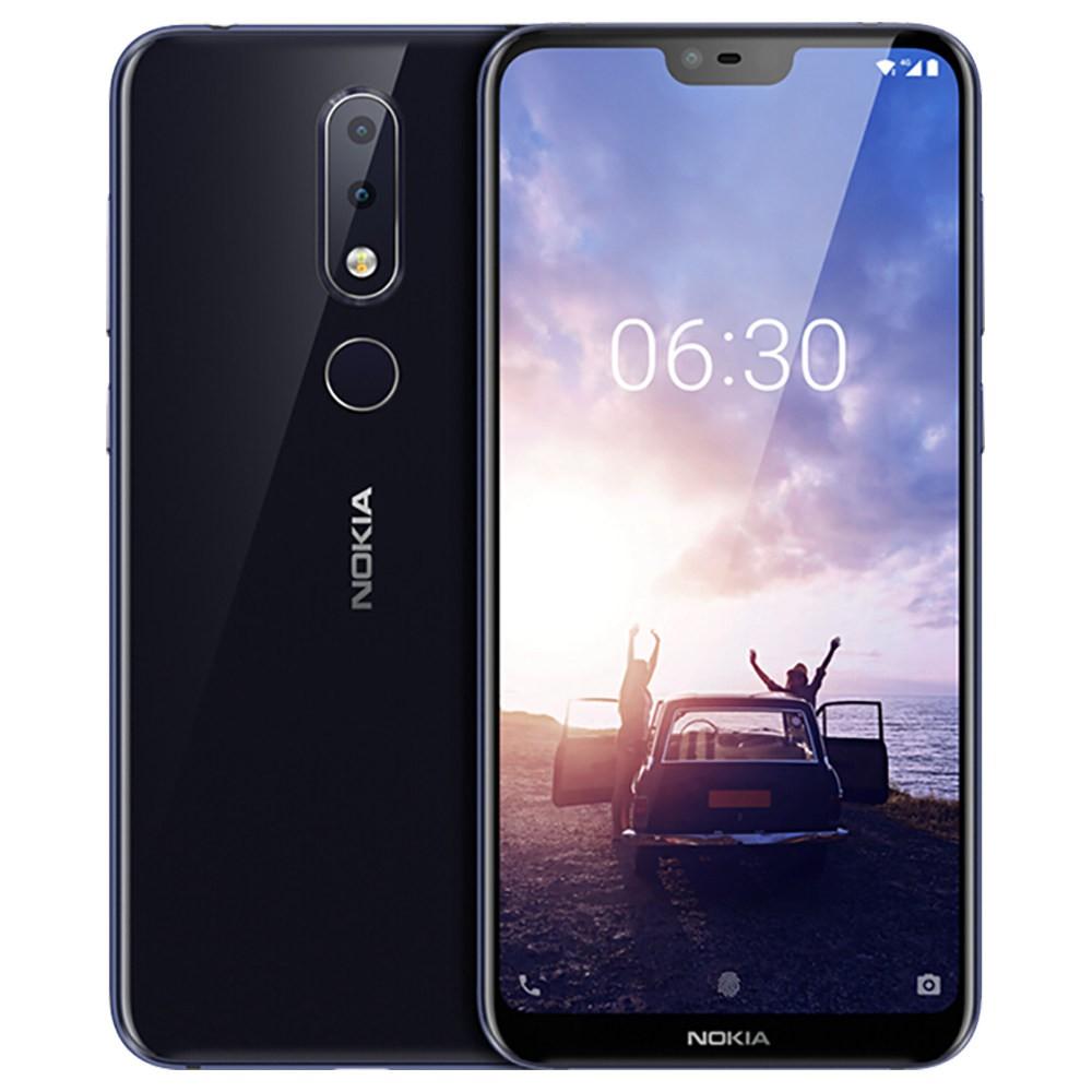 geekbuying NOKIA X6 Snapdragon 636 SDM636 8コア BLUE(ブルー)
