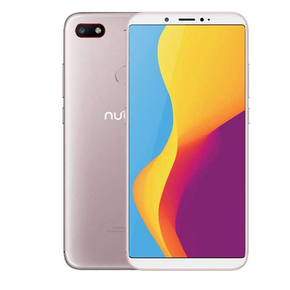 geekbuying ZTE Nubia V18 Snapdragon 625 MSM8953 2.0GHz 8コア GOLD(ゴールド)
