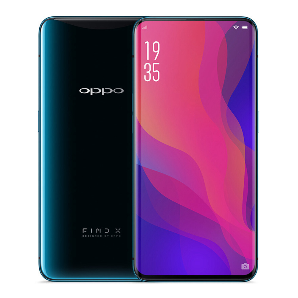 geekbuying Oppo Find X Snapdragon 845 SDM845 2.8GHz 8コア BLUE(ブルー)