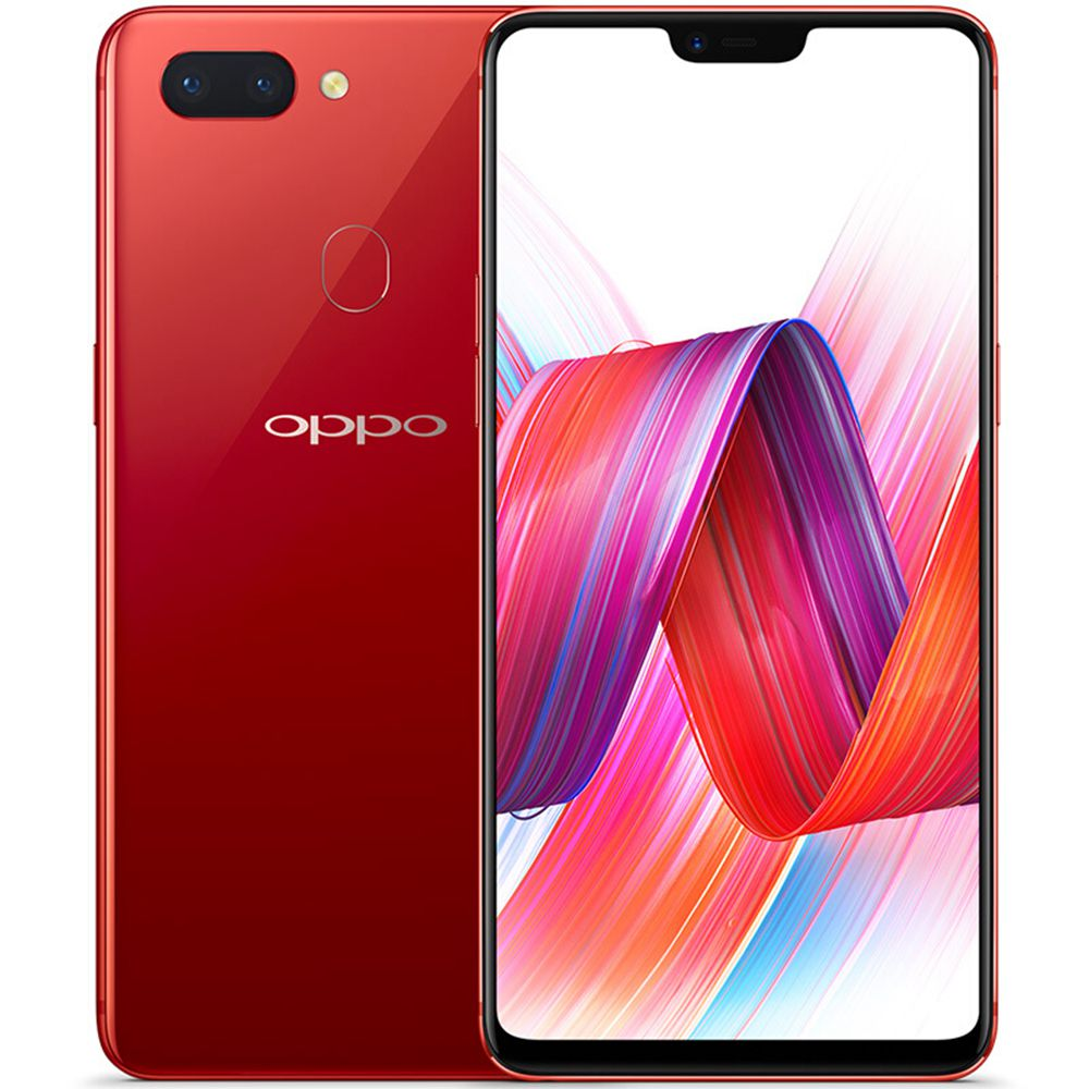 geekbuying OPPO R15 PACM00 Helio P60 2.0GHz 8コア RED(レッド)