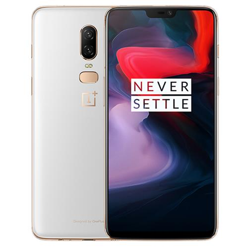 geekbuying OnePlus 6 Snapdragon 845 SDM845 2.8GHz 8コア WHITE(ホワイト)