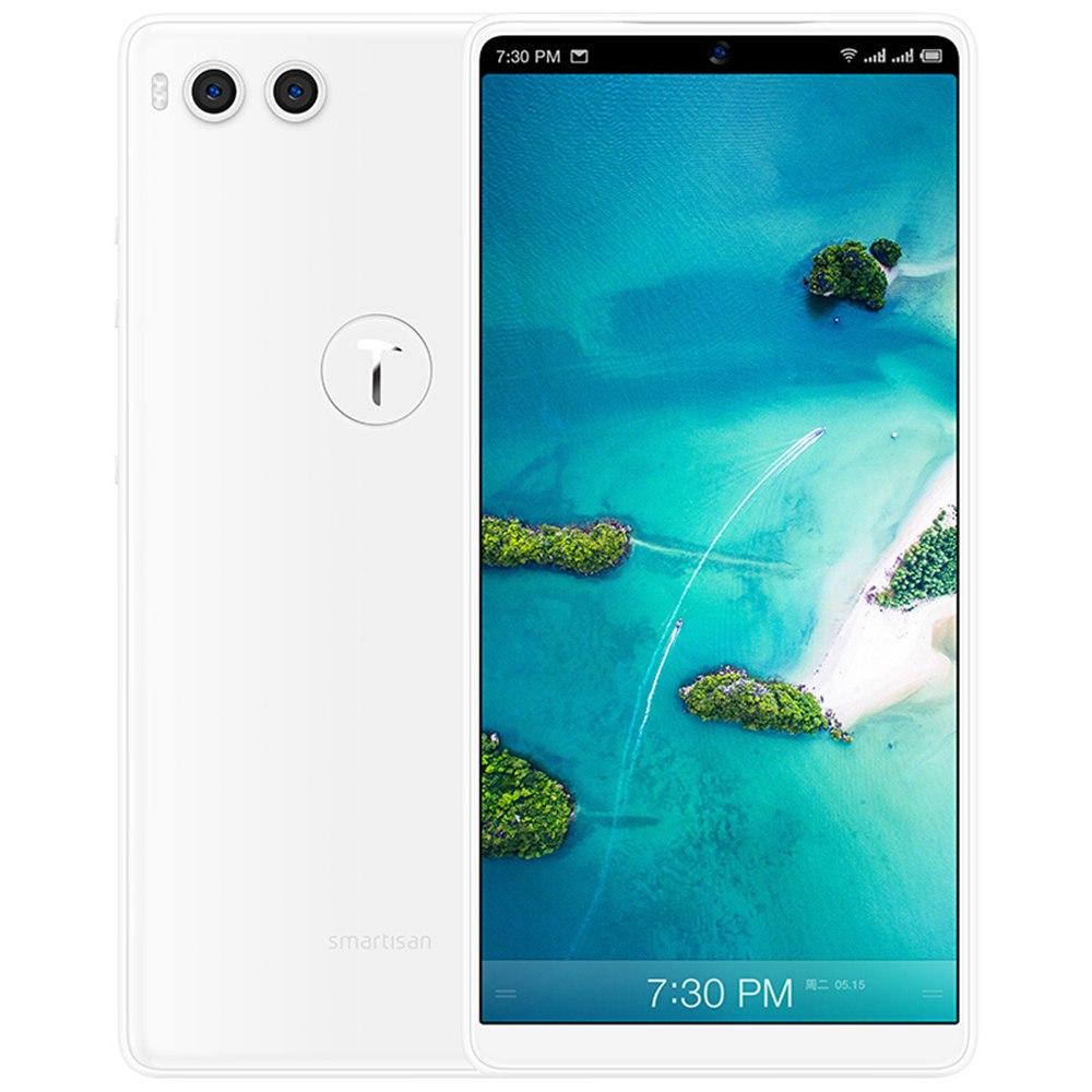 geekbuying Smartisan Nut R1 Snapdragon 845 WHITE(ホワイト)