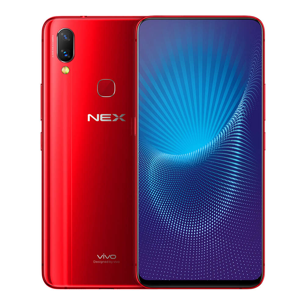 geekbuying Vivo NEX Snapdragon 710,Snapdragon 845 RED(レッド)