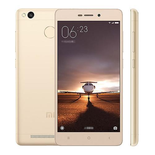 geekbuying Xiaomi Redmi 3S Snapdragon 430 GOLD(ゴールド)