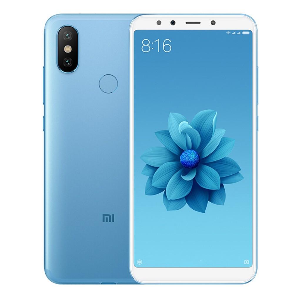 geekbuying Xiaomi Mi 6X Snapdragon 660 MSM8956 Plus 2.2GHz 8コア BLUE(ブルー)