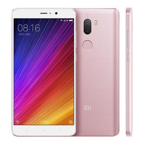 geekbuying Xiaomi Mi5S Plus Snapdragon 821 MSM8996 Pro 2.35GHz 4コア ROSE GOLD(ローズゴールド)