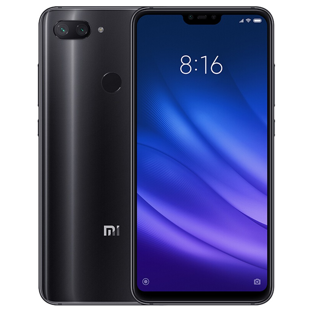 geekbuying Xiaomi Mi8 Lite Snapdragon 660 MSM8956 Plus 2.2GHz 8コア GREY(グレイ)