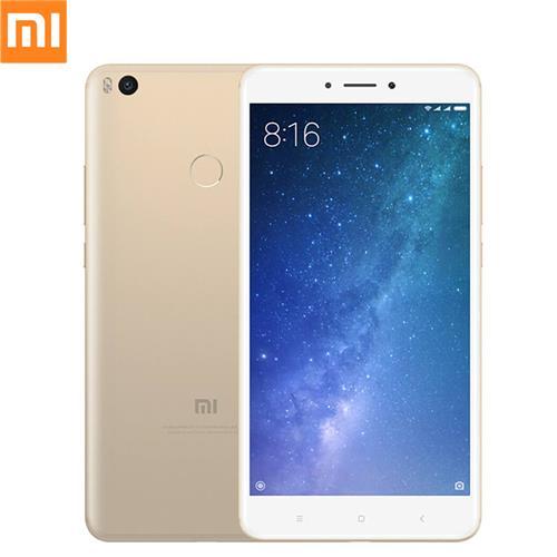 geekbuying Xiaomi Mi Max 2 Snapdragon 625 MSM8953 2.0GHz 8コア GOLD(ゴールド)
