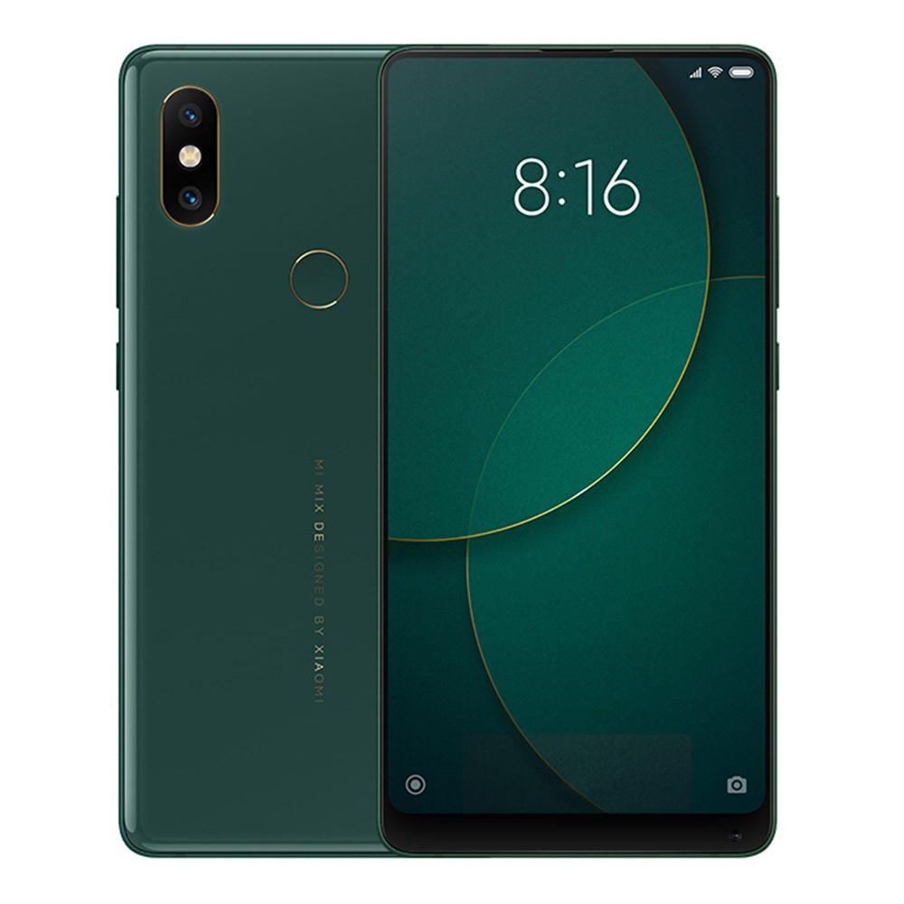 geekbuying Xiaomi Mi Mix 2S Snapdragon 845 SDM845 2.8GHz 8コア GREEN(グリーン)