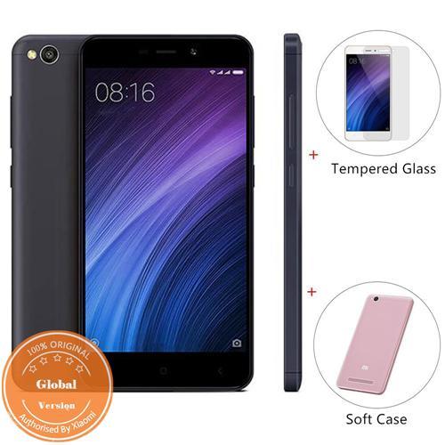 geekbuying Xiaomi Redmi 4A Snapdragon 425 GRAY(グレイ)